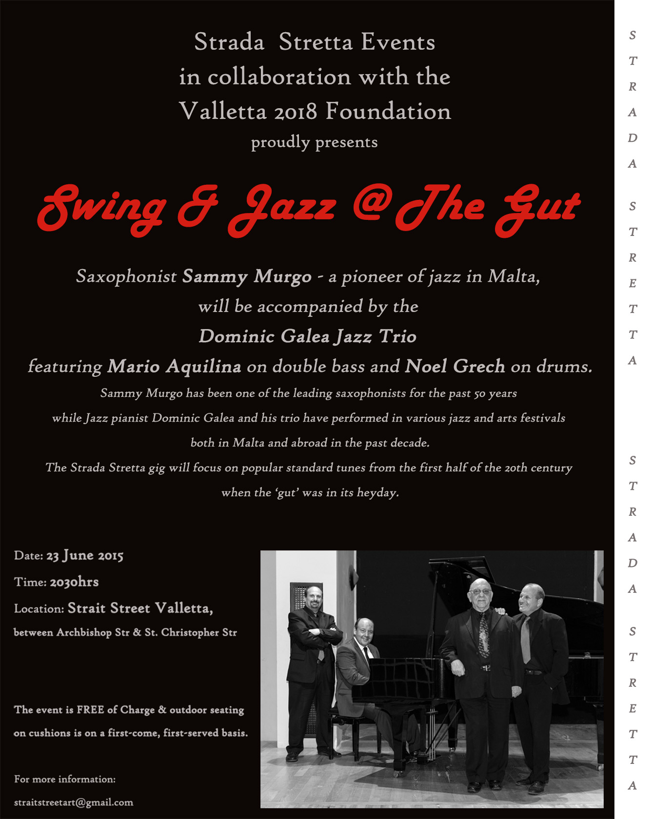 Swing and Jazz at the Gut2