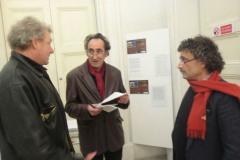 Giuseppe Schembri Bonaci, Michael von Cube, Paul Sant Cassia