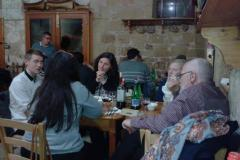 Visit to Gozitan artists' studios and dinner at Ta' Rikardu 1