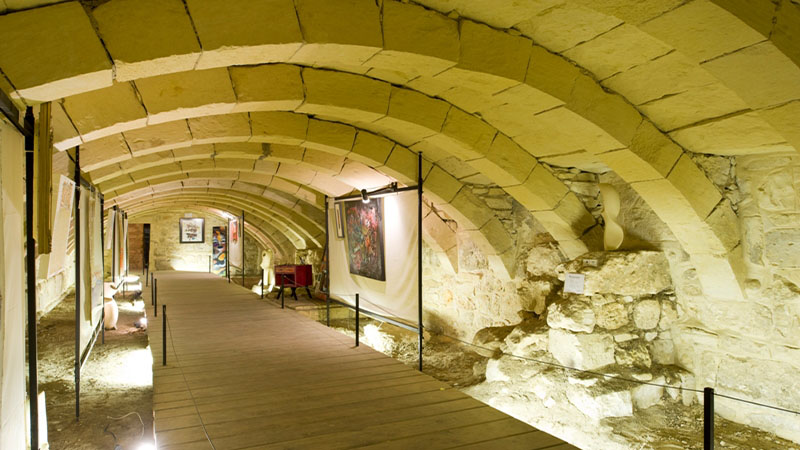 Mdina Cathedral Basement (9)